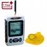 Сонар за риболов с безжичен сензор обхват 100 метра