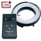 Пръстеновидна лампа за микроскоп и камера с 4-зонен контрол