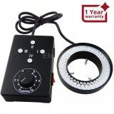 LED лампа за обектив на камера и микроскоп с илюминатор и светкавица