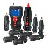 Кабел тестер за мрежови, телефонни, RJ45, RJ11, BNC кабели