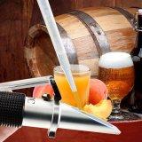 Рефрактометър за бира, пивна мъст, захар, плътност