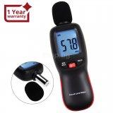 Уред за измерване нивото на звука 30 ~ 130dBA, шумомер, децибелометър