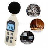 Уред за измерване нивото на звука 30 ~ 130dBA, шумомер със запис на данни