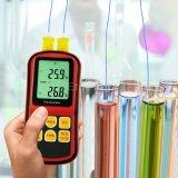 Дигитален K / J / T / E / R / S / N тип термометър с термодвойки  -150~1767°C