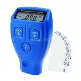 Дебеломер за измерване на дебелината на автобоя