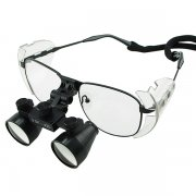 Titanium Frame 3.5x Dental Surgical Binocular Loupes