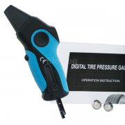 Digital 2-in-1 Car Motor Tire Pressure Gauge + Tire Veins Depth E04-017 eTop
