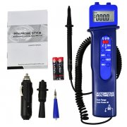 Digital Multimeter Frequency Tester Resistance Pen Style Automotive Car Voltage DC/AC Teste E04-037 eTop