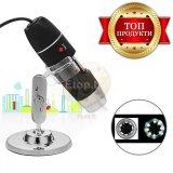 USB Електронен Микроскоп с 1000х увеличение